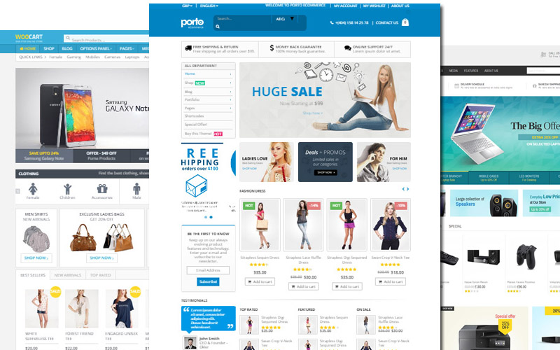 Setup online store and build your business with WooCommerce
